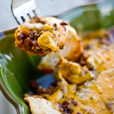 bbq beef biscuit casserole is a dinner safe for braces