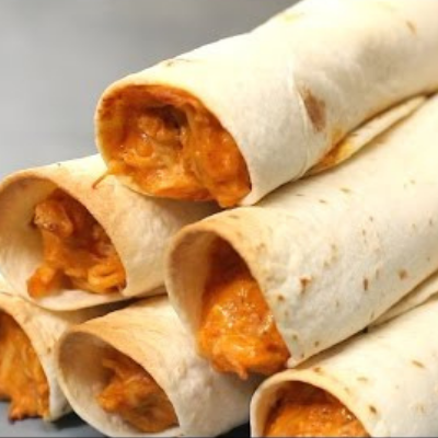 crockpot taquitos, a great dinner for teens with braces
